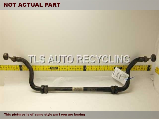 2008 Audi Q7 AUDI Stabilizer Bar. FRONT STABILIZER BAR 7L0411025G
