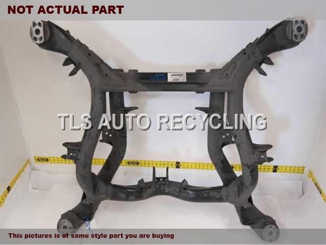 2008 Audi Q7 AUDI Sub Frame. REAR CROSSMEMBER 7L8599030E