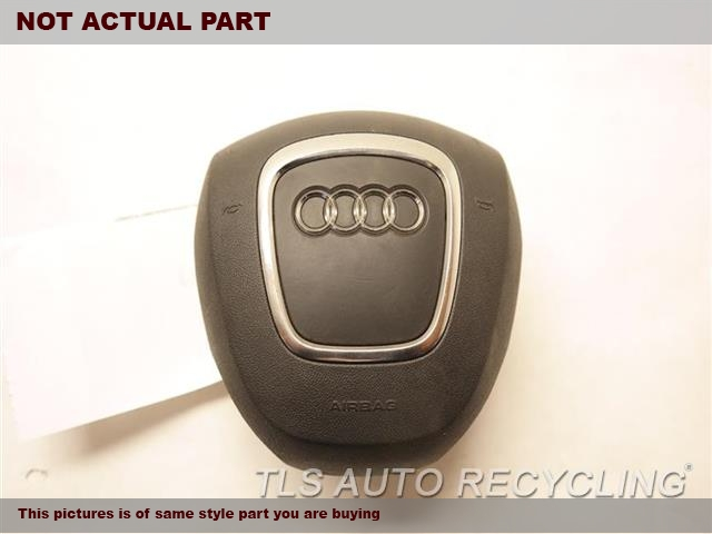 2008 Audi Q7 AUDI Air Bag. STEERING WHEEL AIR BAG 4L0880201Q