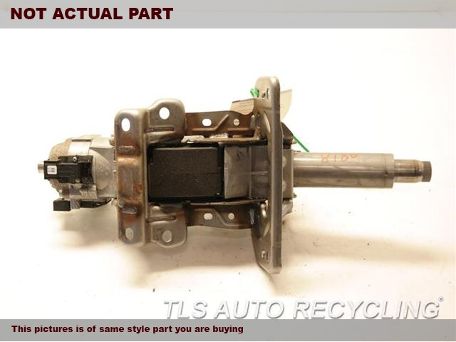 2014 Audi Rs5 Audi Steering Column   FLOOR SHIFT, (ELECTRIC CHECK ID