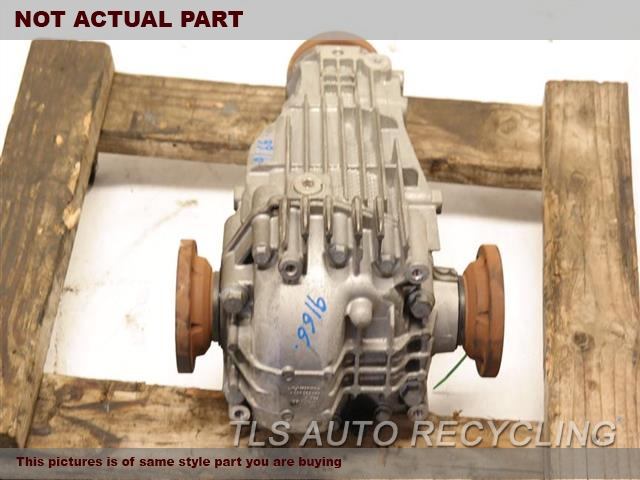 2008 Audi S5 AUDI Rear differential. REAR AXLE, 4.2L, (MT)