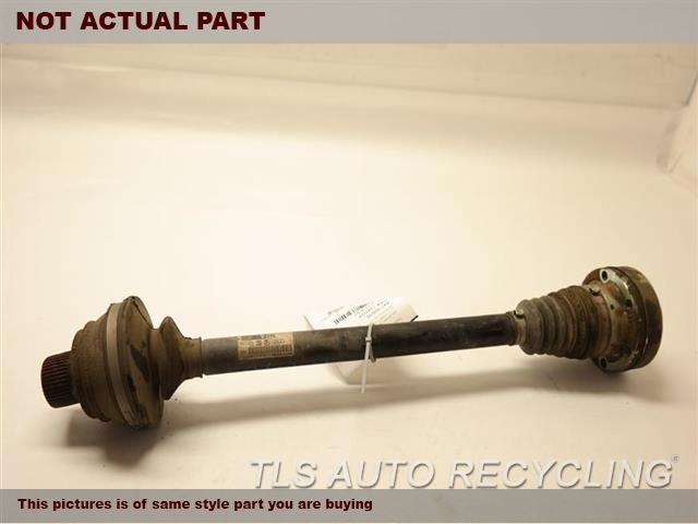 2010 Audi S5 AUDI Axle Shaft. REAR AXLE SHAFT 8K0501203K