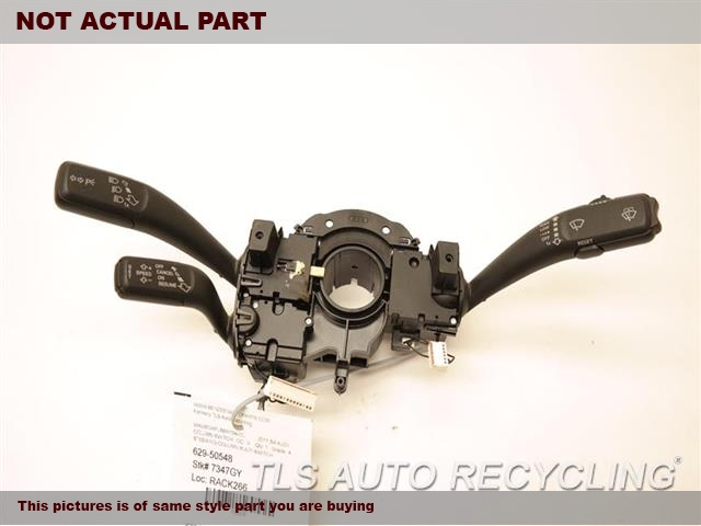 2008 Audi S5 AUDI Column Switch. (ASSEMBLY)