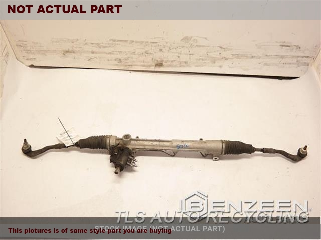 2011 Audi A4 AUDI Steering Gear Rack. 2.0L,POWER RACK AND PINION CHECK ID