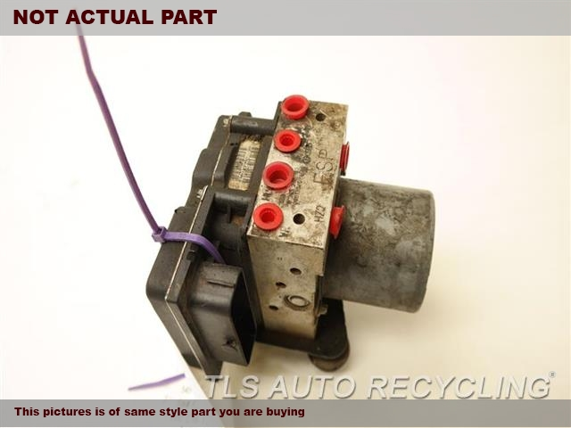 2008 Audi S5 AUDI Abs Pump. ASSEMBLY