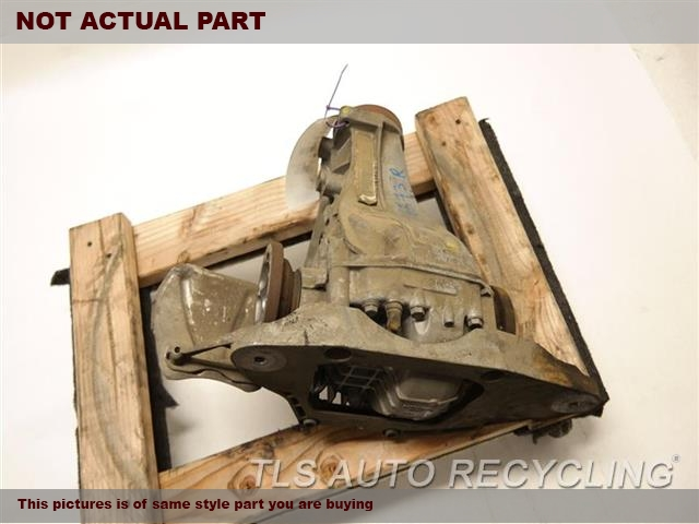 REAR DIFFERENTIAL ASSY 0BC500043E