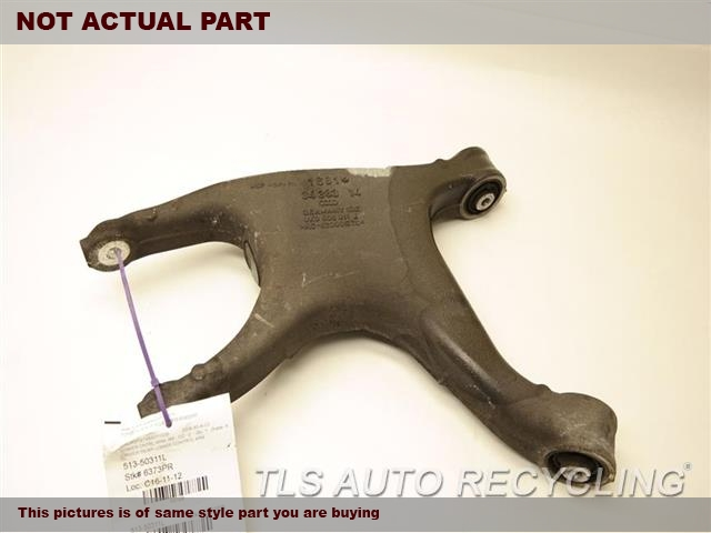 2010 Audi S5 AUDI Lower Cntrl Arm, Rr. 8K0505311JDRIVER REAR LOWER CONTROL ARM