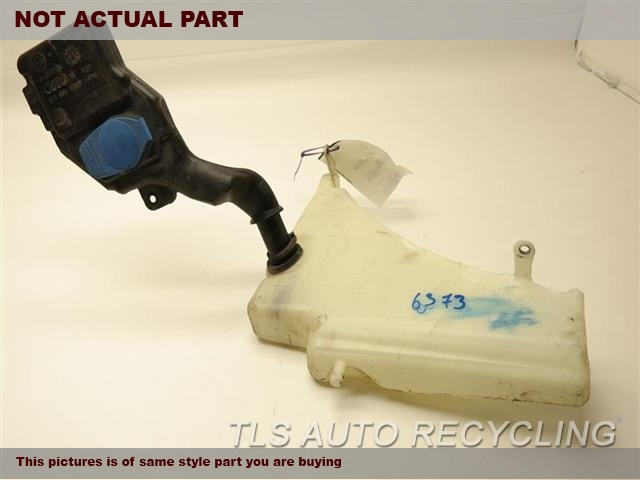 2010 Audi S5 AUDI Wash Reservoir Assy. WASHER RESERVOIR W/PUMP 8T0955453A