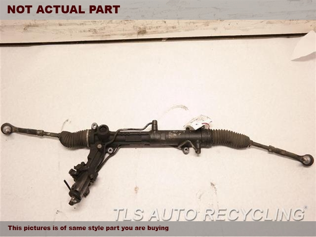 2008 Audi S5 AUDI Steering Gear Rack. POWER RACK AND PINION