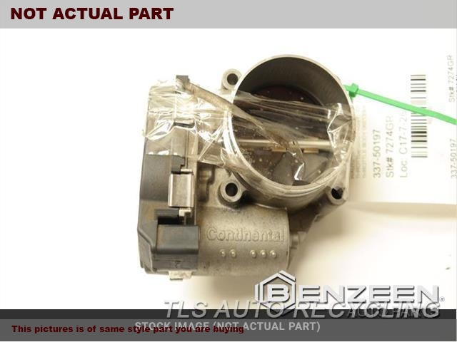 2013 Audi A8 Audi Throttle Body Assy  3.0L,THROTTLE VALVE ASSEMBLY, 3.0L