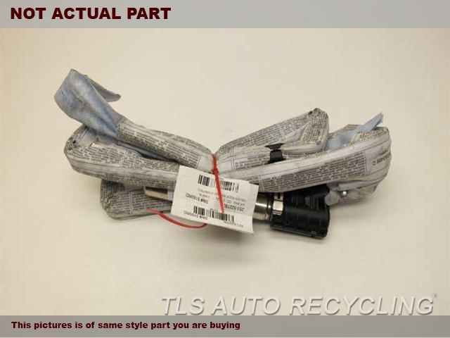 2008 Audi A6 AUDI Air Bag. DRIVER ROOF AIR BAG 4F5880741C