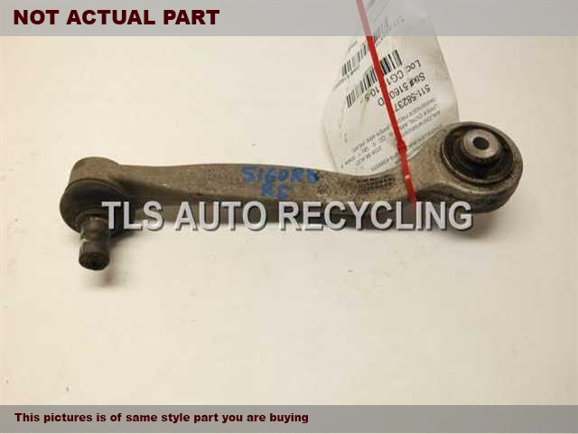 2007 Audi A8 AUDI Upper Cntrl Arm, Fr. 4E0407510HPASSENGER FRONT UPPER ARM (REAR)