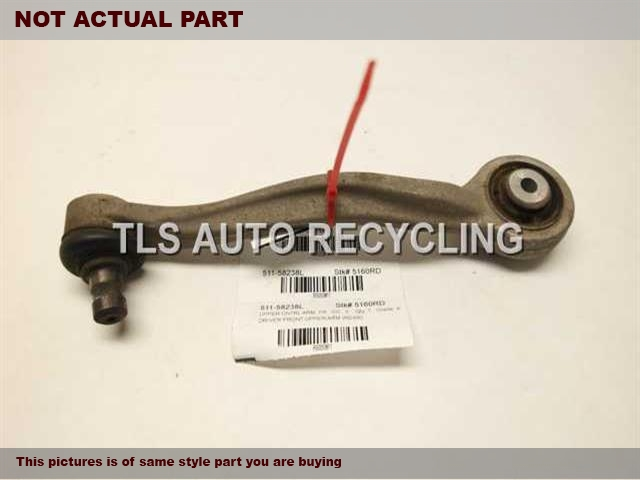 2007 Audi A8 AUDI Upper Cntrl Arm, Fr. 4E0407509EDRIVER FRONT UPPER ARM (REAR)