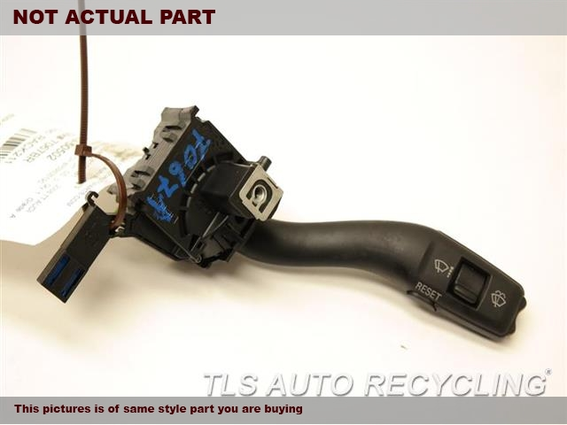 2009 Audi TT AUDI Column Switch. WIPER SWITCH 8P0953519C