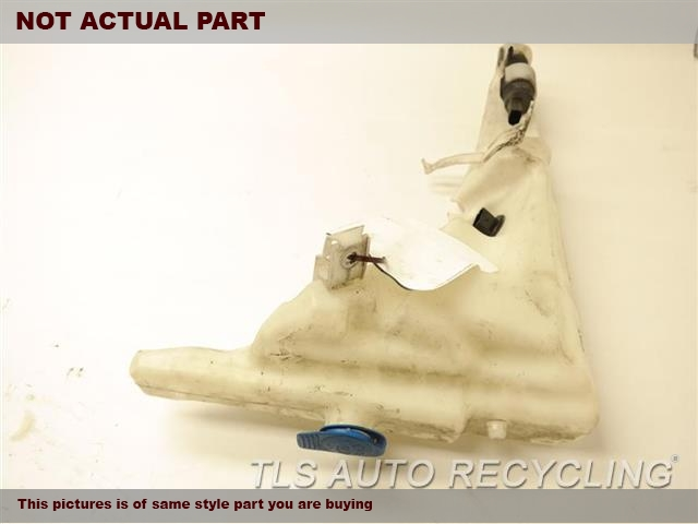 2010 Audi TT AUDI Wash Reservoir Assy. WASHER BOTTLE