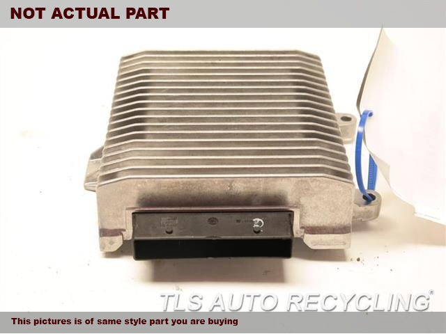 2010 Audi TT AUDI Radio Audio / Amp. AMPLIFIER, (TRUNK MOUNTED)
