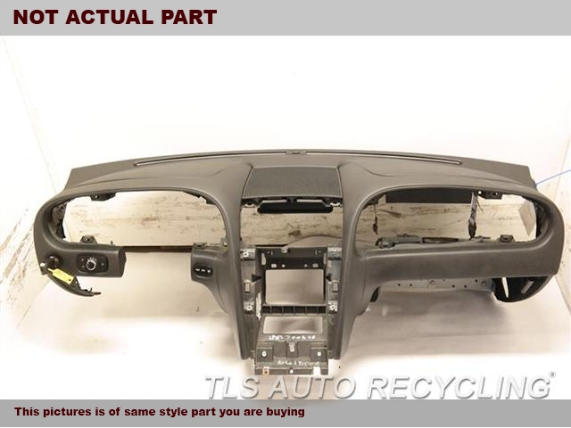 2006 BENTLEY CONT-GT Dash board. 3W1857882BLACK LEATHER LH LOWER COVER