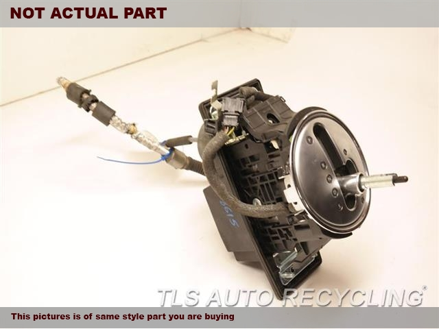 2006 BENTLEY CONT-GT Transmission shifter. SHIFTER ASSEMBLY,W/GEAR LEVER KNOB