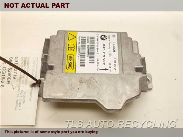 2011 BMW 328I Chassis Cont Mod. 65779184433 AIR BAG MODULE