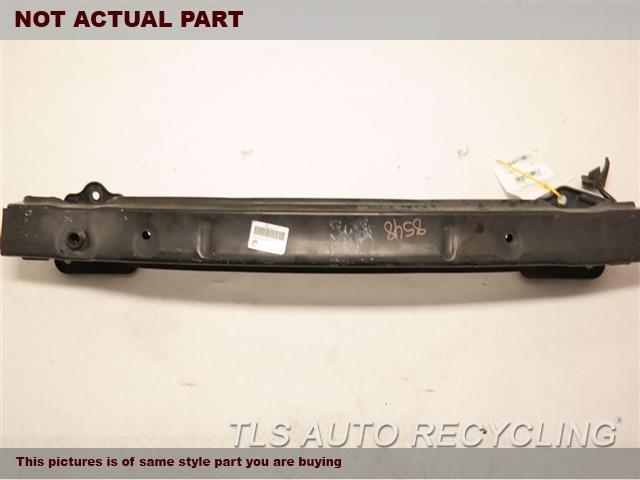 2008 BMW 135I Bumper Reinforcement, Rear.
