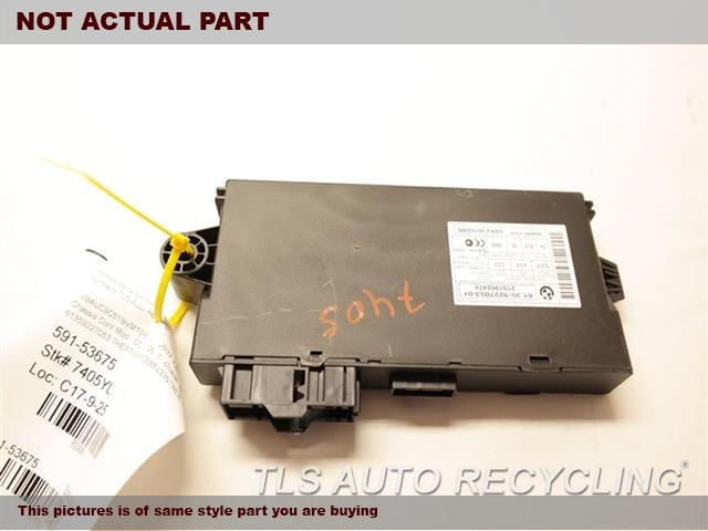 2008 BMW 328I Chassis Cont Mod. 61359227053 THEFT/CAR ACCESS CONTROL