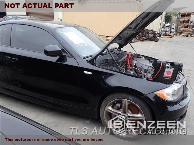 2008 BMW 135I Door Assembly, Front. 000,RH,GRAY,PW,PL,PM,CPE, R.