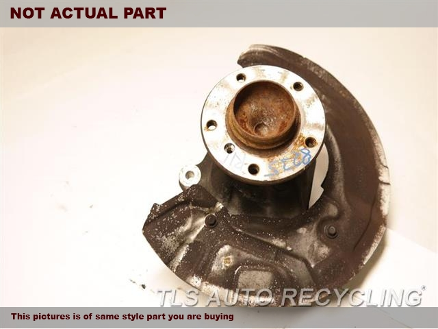 2007 Bmw 335i Spindle Knuckle, Fr  RH