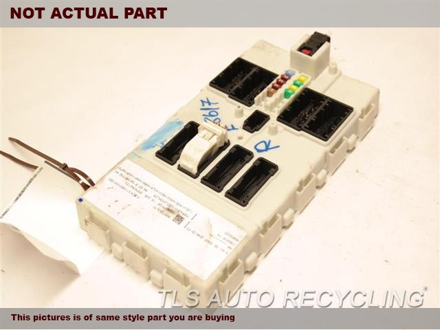2016 BMW M4 Chassis Cont Mod. 61359395174 FRNT BODY CONTROL MODULE