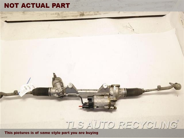 2013 Bmw 328i Steering Gear Rack  POWER RACK AND PINION, SDN