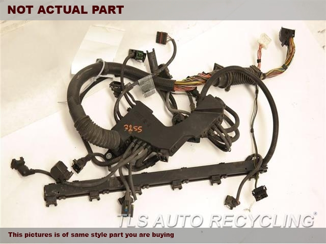 2005 bmw 325i engine wire harness 12517523220 used a. Black Bedroom Furniture Sets. Home Design Ideas