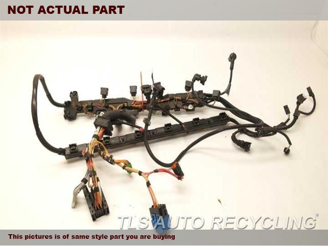 2006 BMW 325i Engine Wire Harness 12517563092 Ignition: Wiring Harness For BMW 325i At Sewuka.co