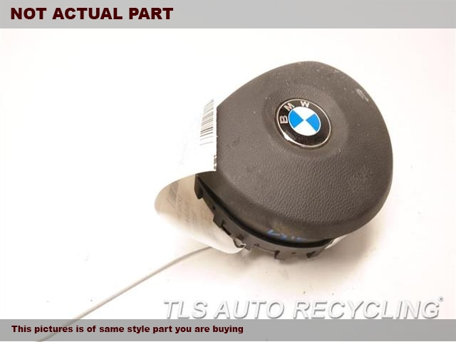 2008 BMW 135I Air Bag. LH,CPE, (FRONT), DRIVER, WHEEL