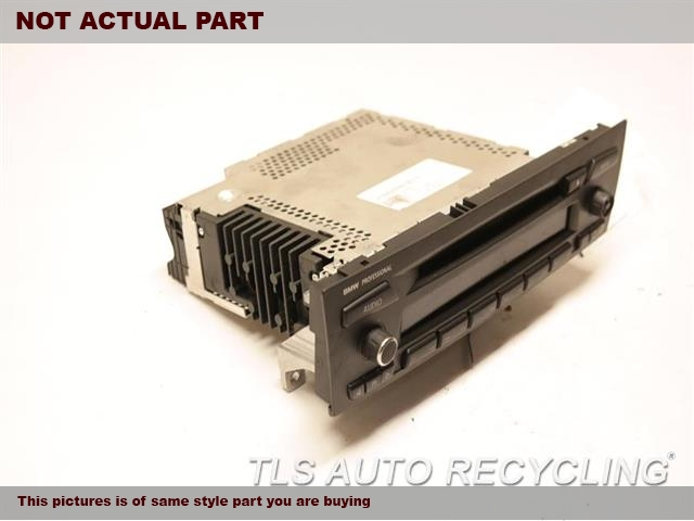2007 Bmw 335i Radio Audio / Amp  AM-FM-CD RECEIVER, PROFESSIONAL MOD