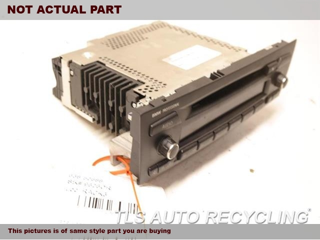 2007 BMW 335I Radio Audio / Amp. AM-FM-CD RECEIVER, PROFESSIONAL MOD