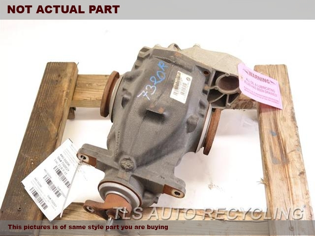 2007 BMW 328I Rear differential. REAR DIFFERENETIAL 33107566190