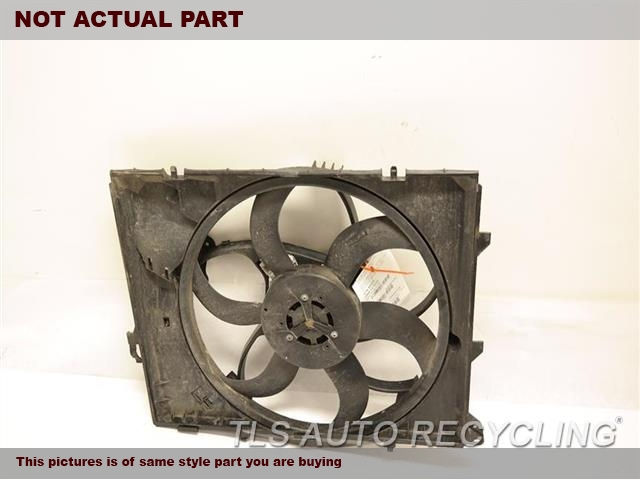 2011 BMW Z4 Rad Cond Fan Assy. FAN ASSEMBLY, (RDSTR, RADIATOR)