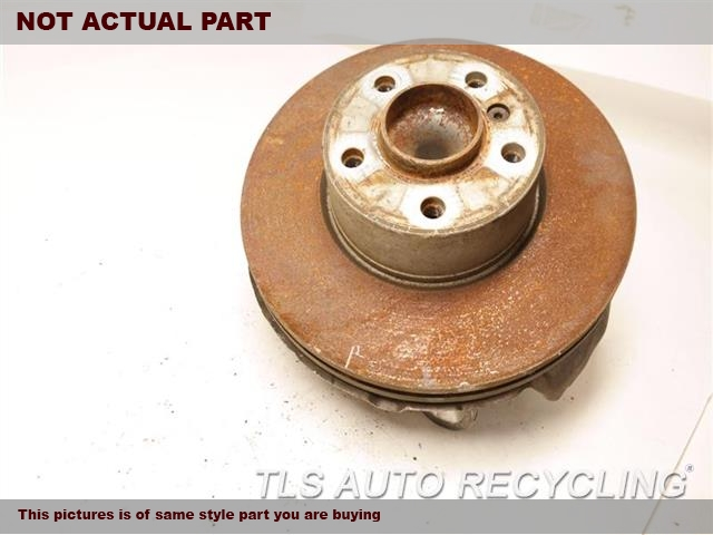 2013 BMW 328I Spindle Knuckle, Fr. RH