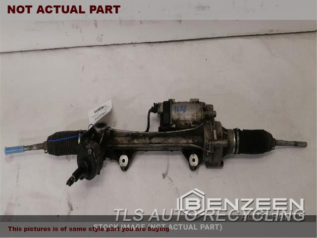 2016 BMW 428I BMW Steering Gear Rack. 2.0L,POWER RACK AND PINION, 2 DR, C