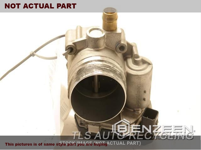 2016 Bmw 428i Bmw Throttle Body Assy  2.0L
