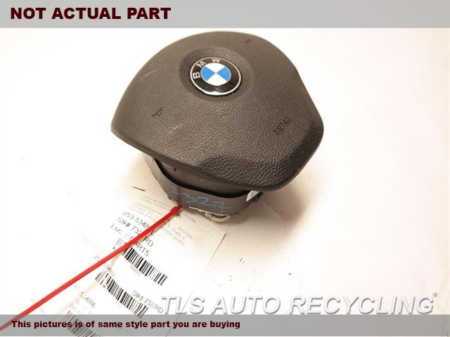 2013 BMW 328I Air Bag. LH,SDN, (FRONT), DRIVER, WHEEL, FLA