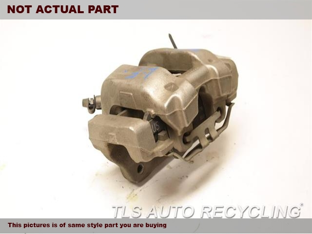 2013 BMW 328I Caliper. LH,FRONT, SDN, W/O M-SPORT PACKAGE
