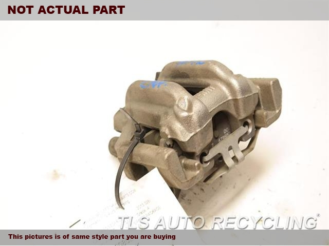 2013 BMW 328I Caliper. LH,REAR, SDN, W/O M-SPORT PACKAGE,