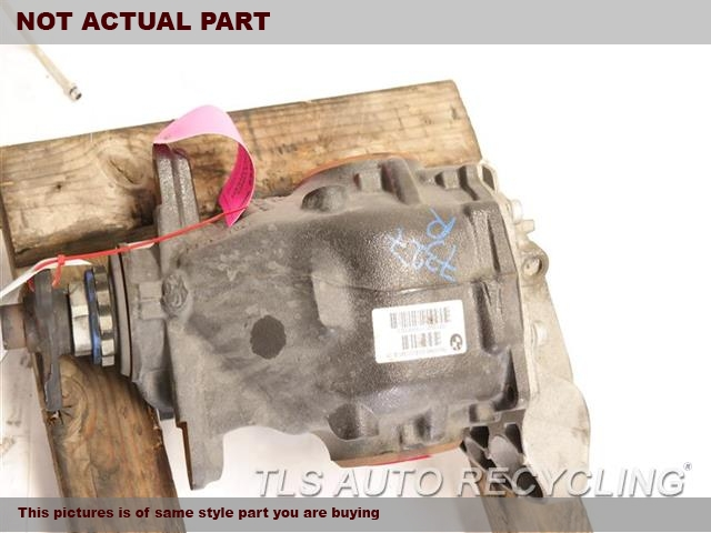 2013 BMW 328I Rear differential. SDN, REAR, AT (3.15 RATIO)
