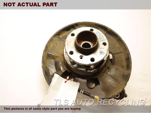 2013 Bmw 328i Rear Nuckle / Stub Axle  LH