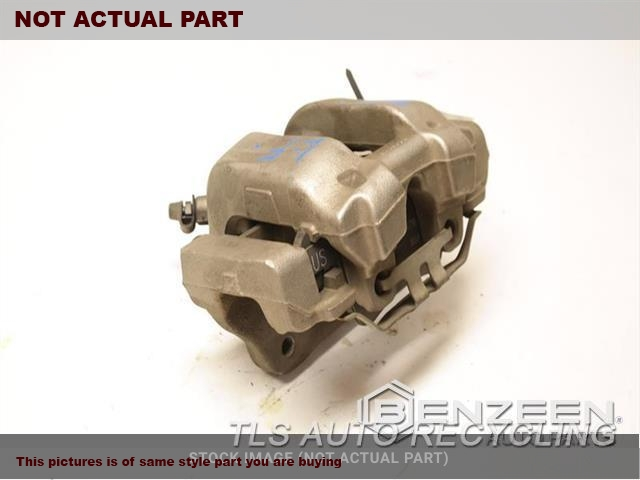 2015 BMW 320I Caliper. LH,BASE,ABS,FRONT