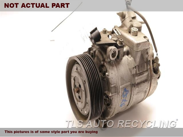 2008 BMW 135I AC Compressor.