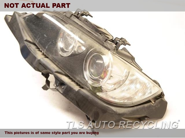 2007 BMW 328I Headlamp Assembly. LH,CPE, HID, ADAPTIVE HEADLAMP