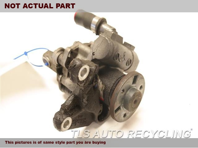 2008 BMW 135I PS Pump/Motor. W/O ACTIVE STEERING