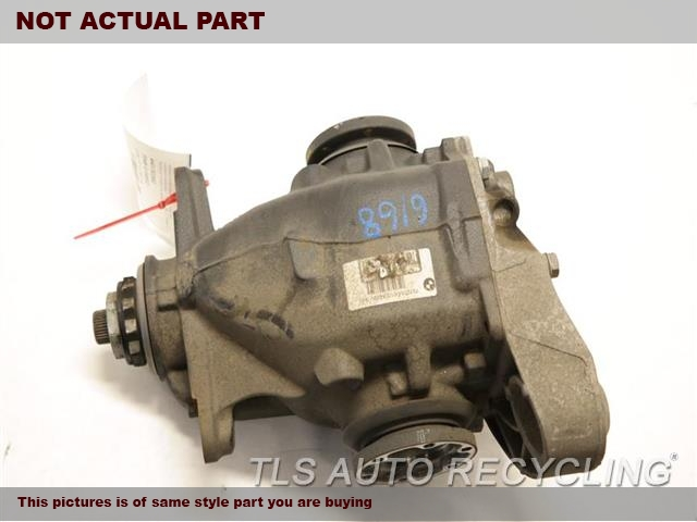 2008 BMW 335I Rear differential. REAR DIFFERENTIAL ASSEMBLY