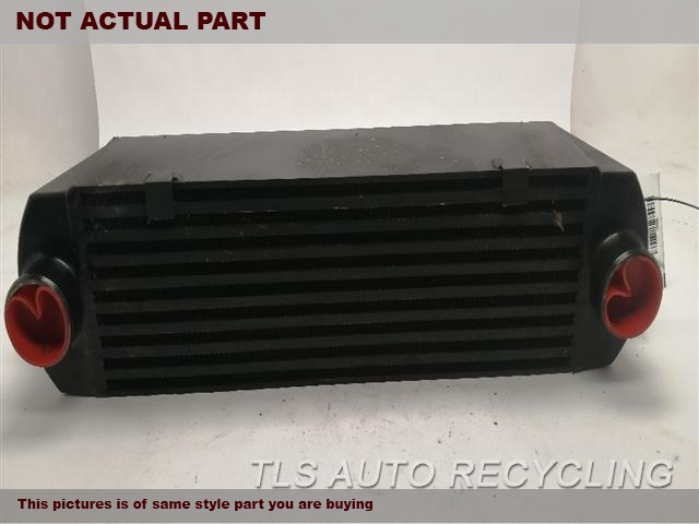 2008 BMW 135I Intercooler. (3.0L, TWIN TURBO)